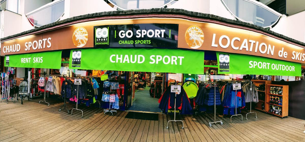 Chaud Sport 1600