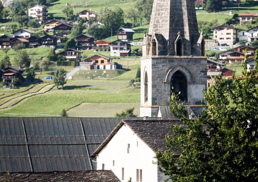 Eglise du Châble