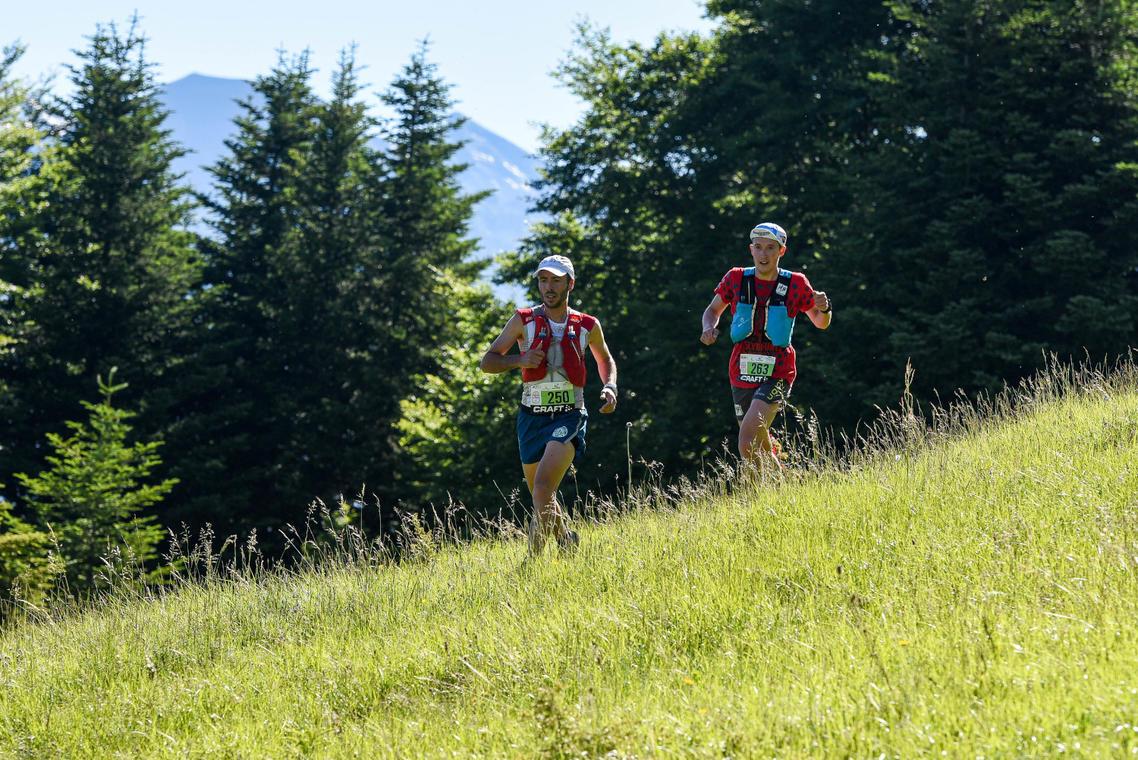 Trail du Col du Noyer