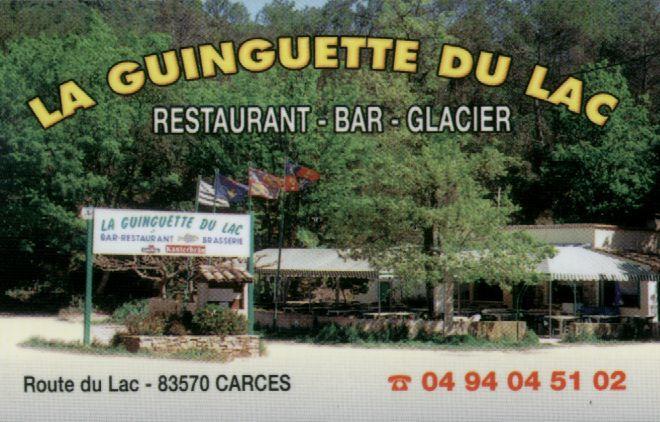 La Guinguette du Lac - Carcès