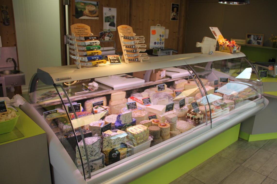 La boutique à fromages - Treffort