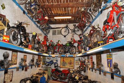 Le musée de la moto