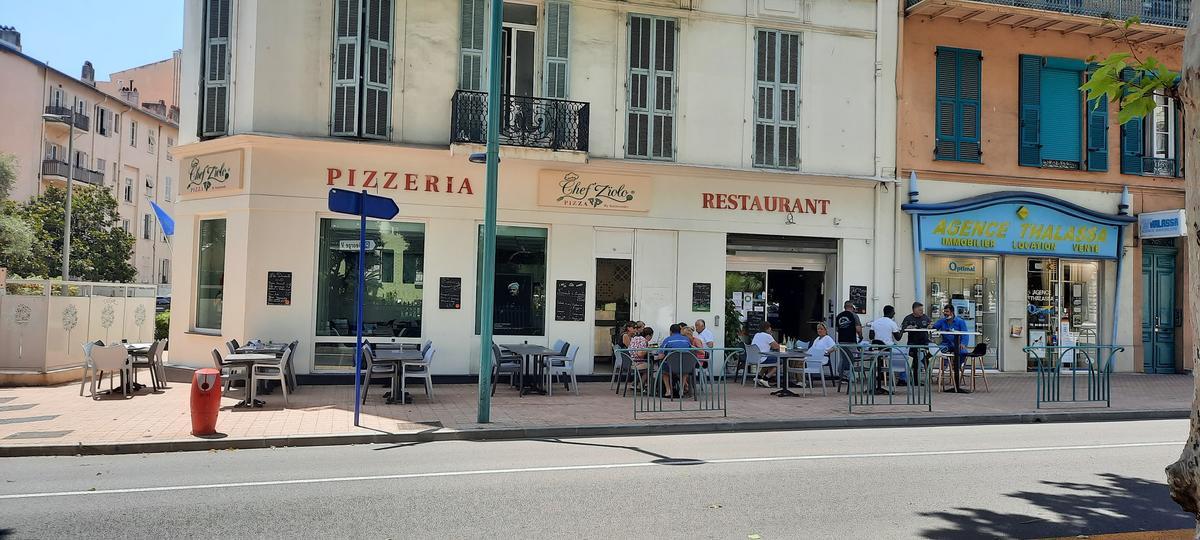 Restaurant Chef Zïolo