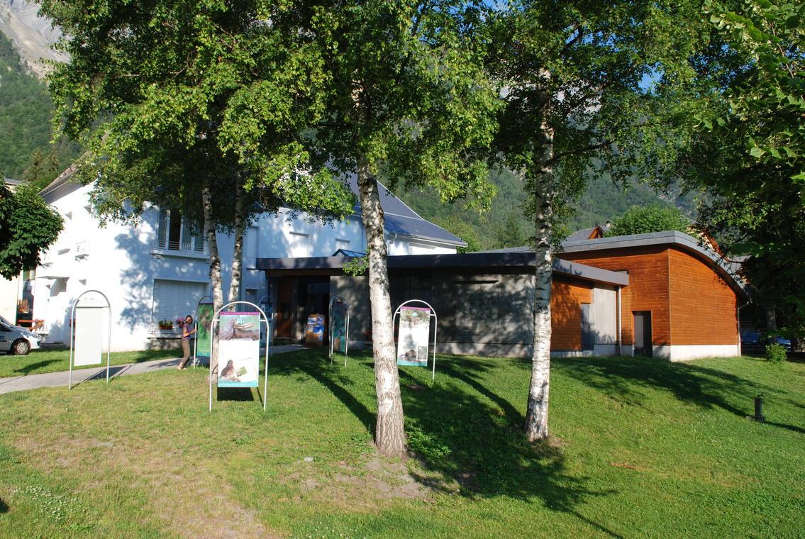 Maison du Parc National des Ecrins
