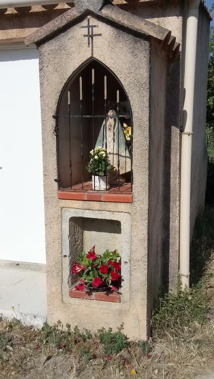 Oratoire Hameau Notre Dame des Maures