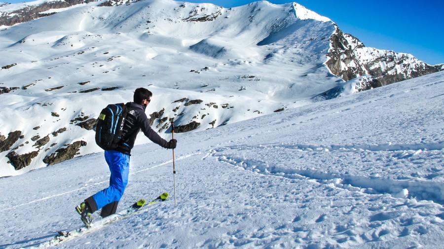 Ascension du Mont Thabor