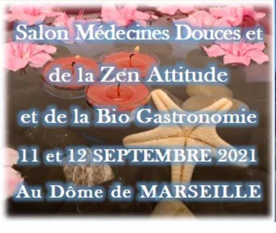 Salon Medecines Douces Marseille