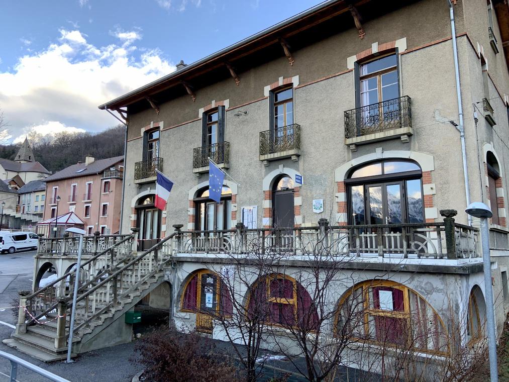 Mairie de St Firmin en Valgaudemar