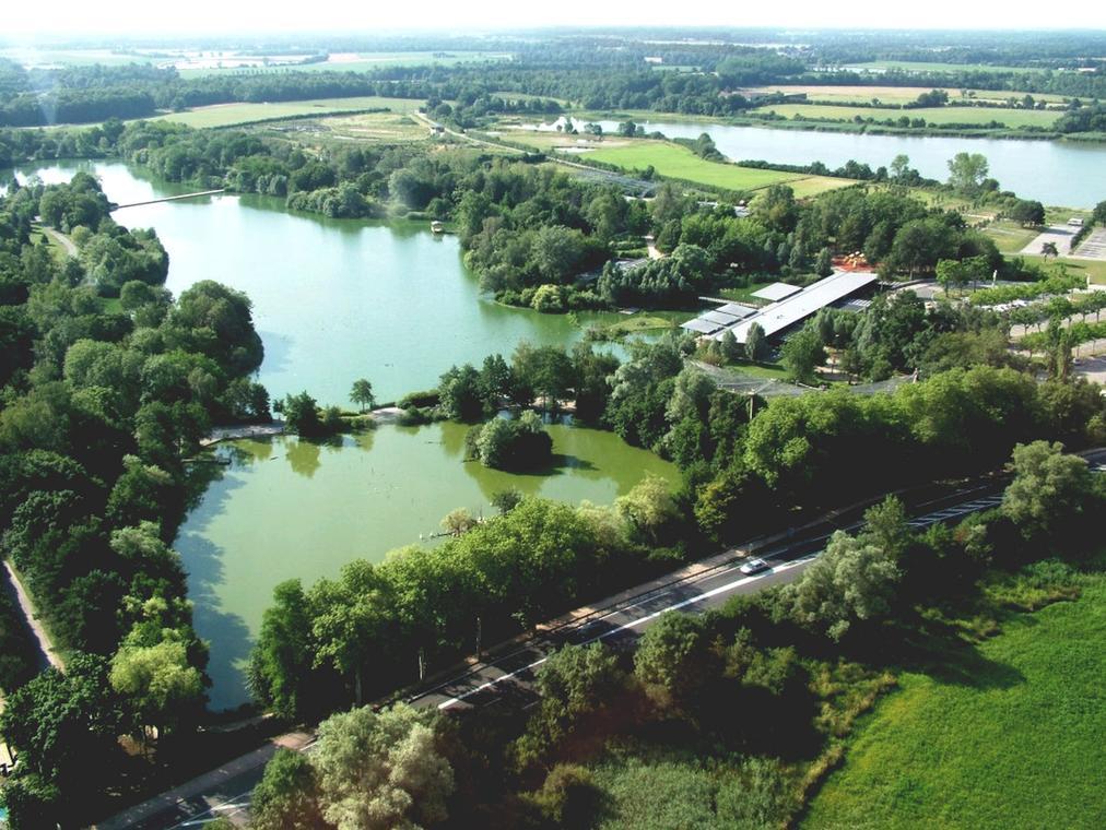 Villars-les-Dombes - Réserve départementale de la Dombes