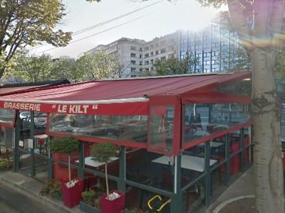 Restaurant bar Le Kilt Marseille