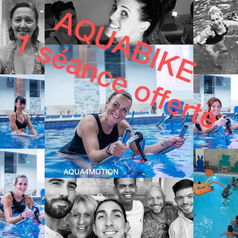 Aqua 4 motion