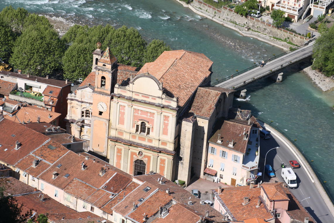 Eglise Sancta Maria in Albis