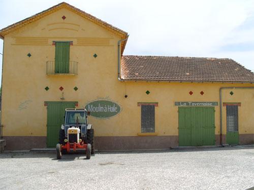 Coopérative Oléïcole La Tavernaise - Tavernes