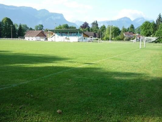 Stade municipal - Ente-Deux-Guiers