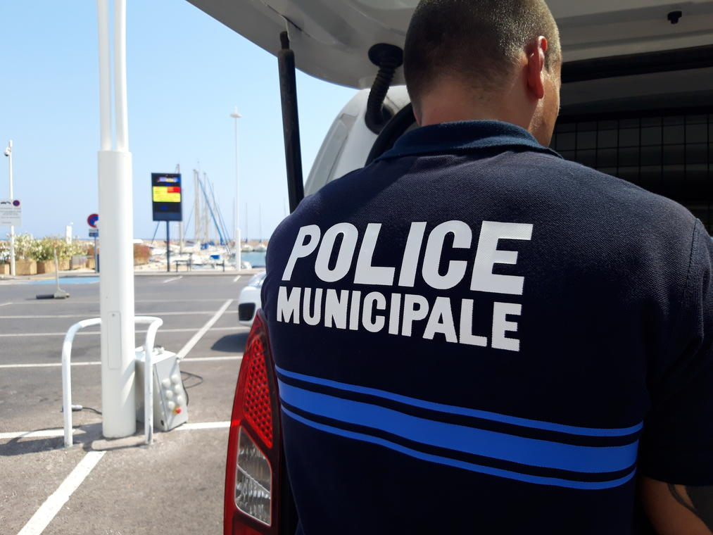 Police Municipale de La Londe les Maures