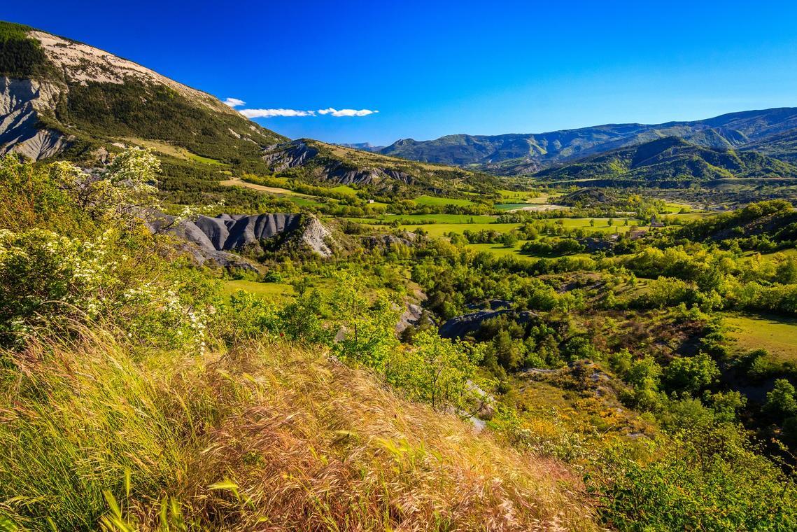 Vallée de l'Asse