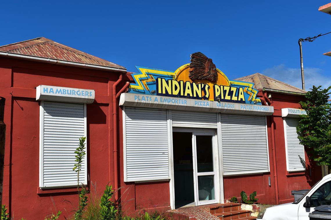 Indian's Pizza
