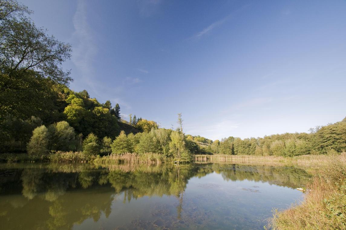 Parcours Pêche de Savoie du Lac de la Pisserotte