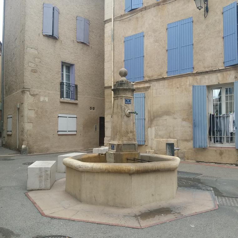 Fontaine des Observantins