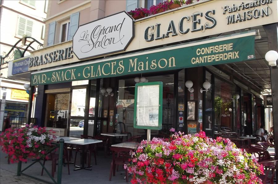 Le Grand Salon à Sisteron