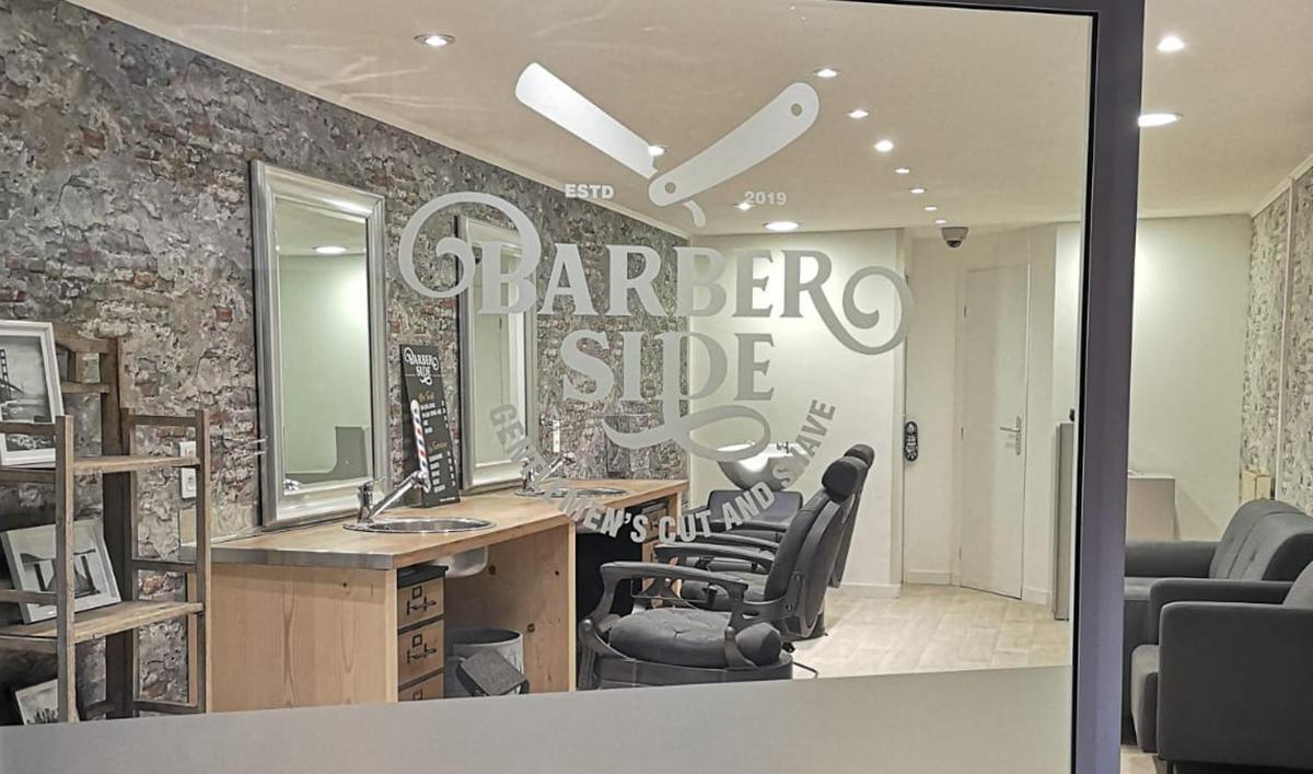 The Barber V Side - Villeneuve-Loubet