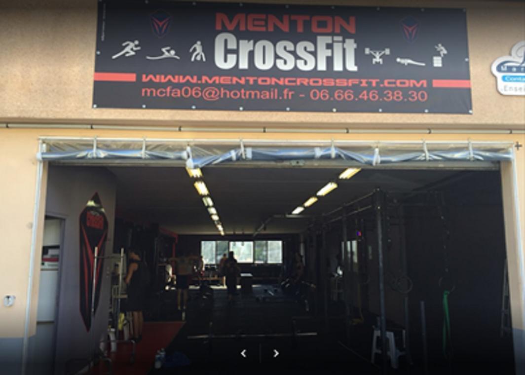 Menton CrossFit