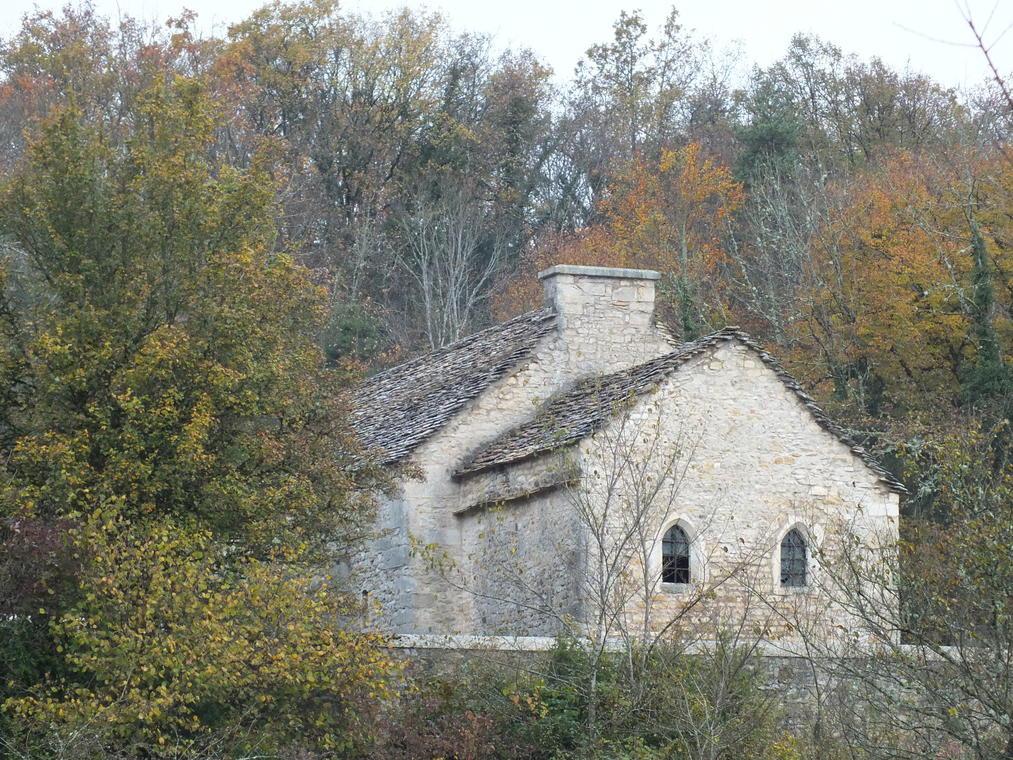 Eglise de Saint Maurice d'Echazeaux