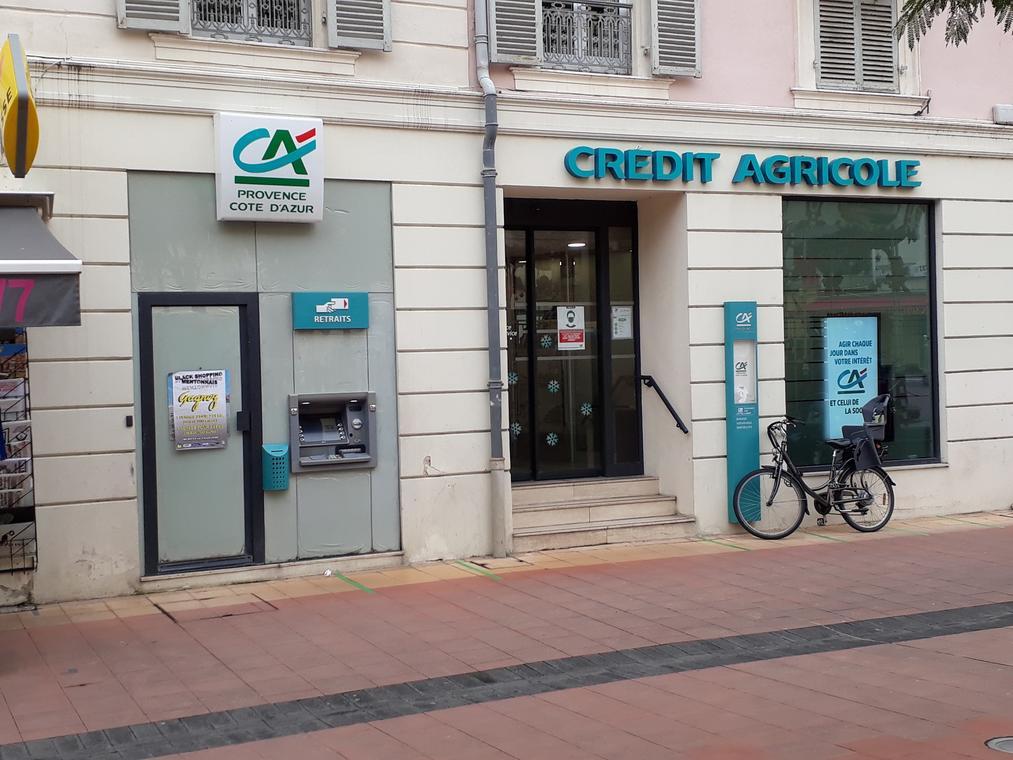Banque Crédit Agricole Agnece St Michel