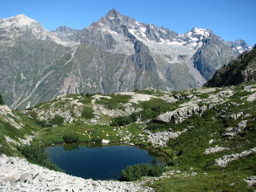 Lacs de Petarel