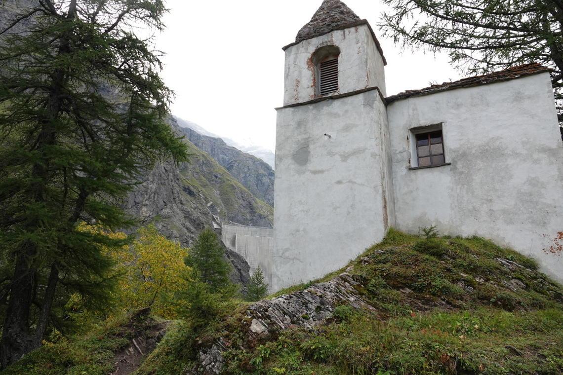 Chapelle de Mauvoisin