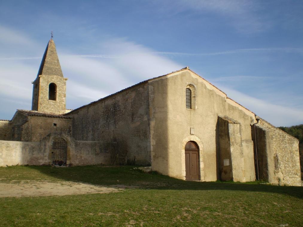 Saint Martin de Brômes