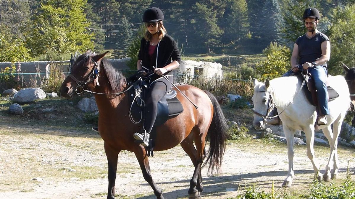 equestre tende