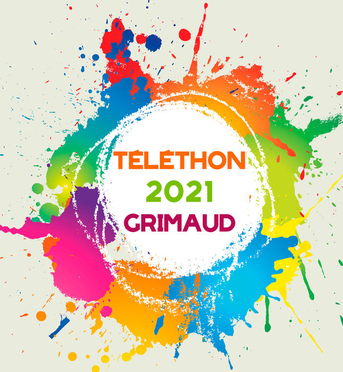 Téléthon Grimaud