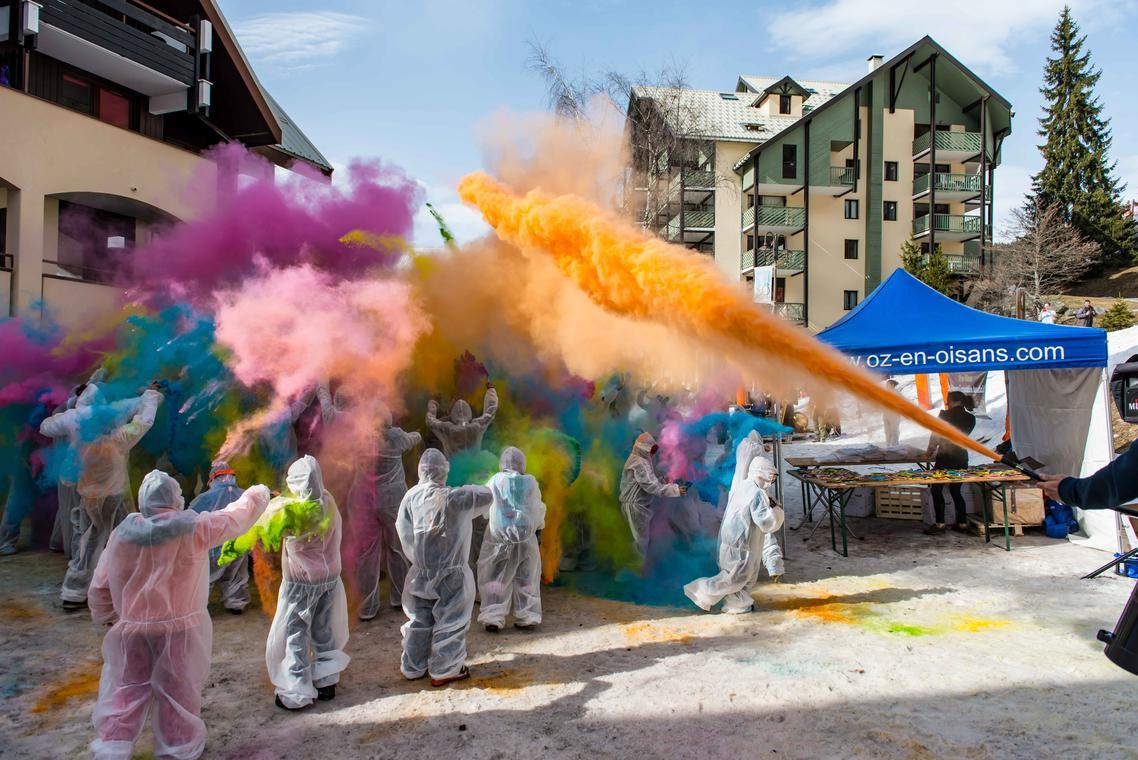 Color Party Oz - Nordic Days