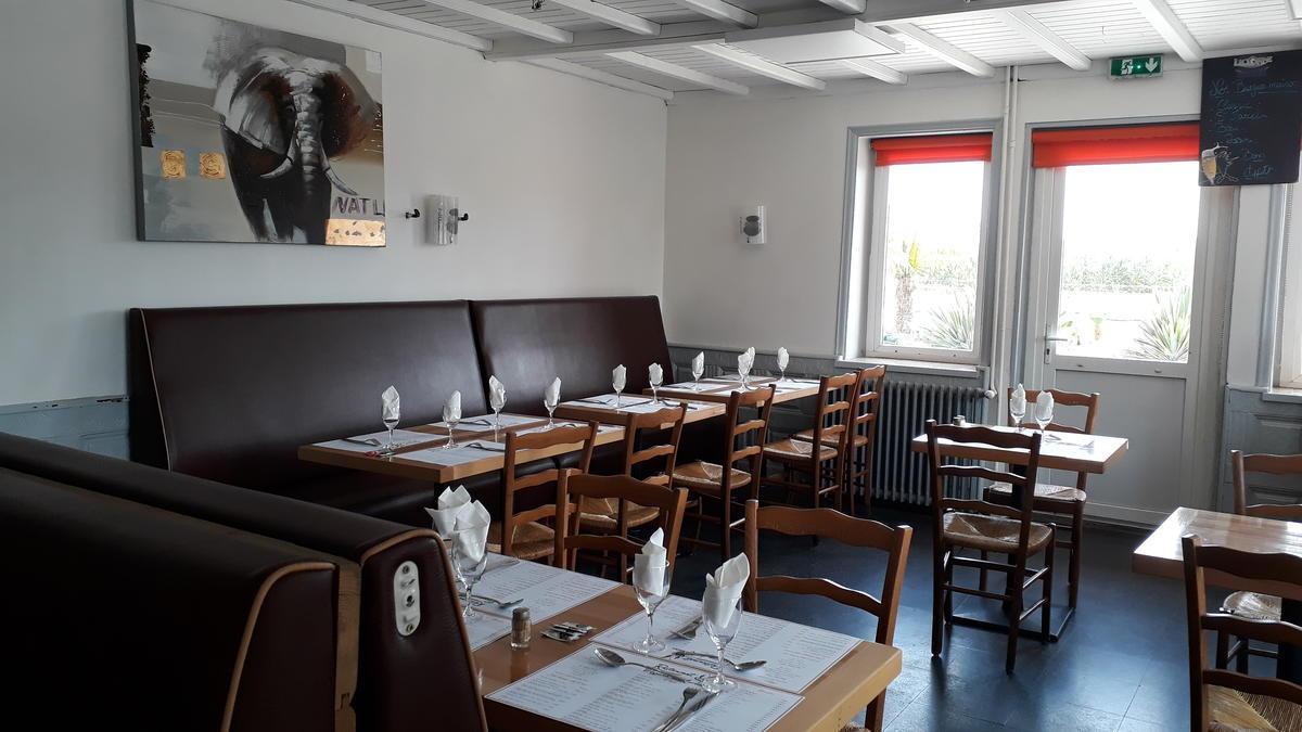 Restaurant La Pizzéria de Marlieux