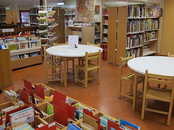 Bibliothèque de Gaillard