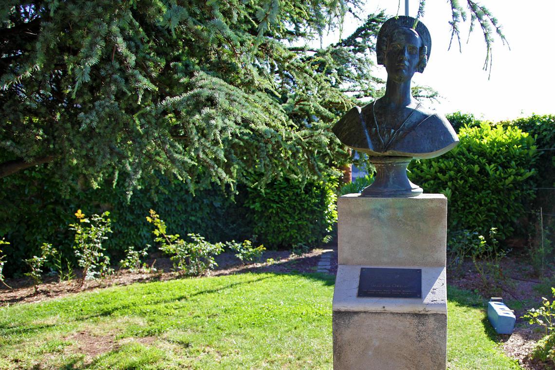 Buste d'Alexandra Feodorovna