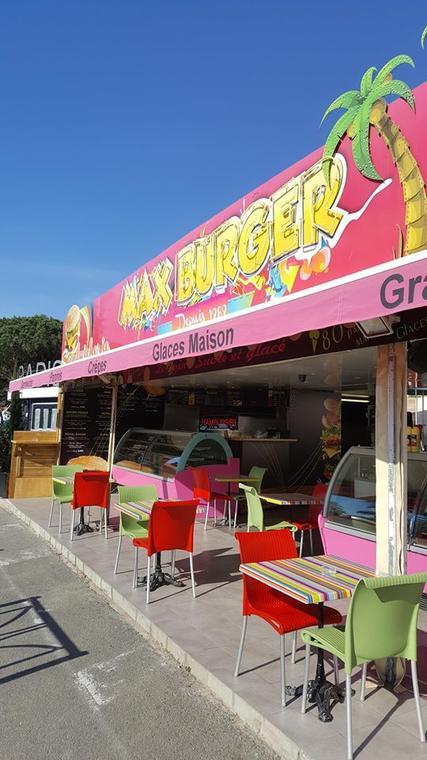 Max Burger - Le Lavandou