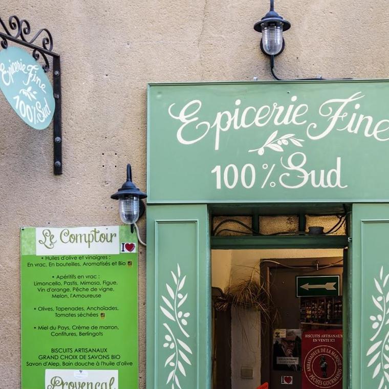 Comptoir provençal