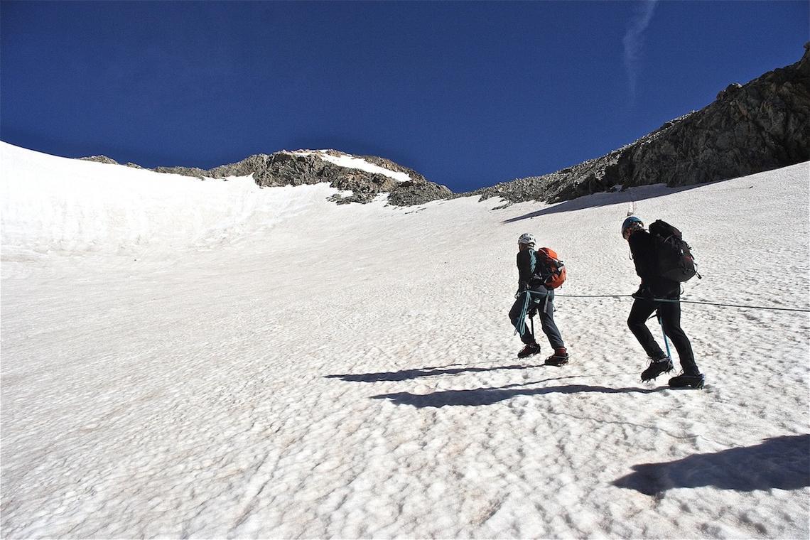 Alpinisme dans la vallée du Valgaudemar