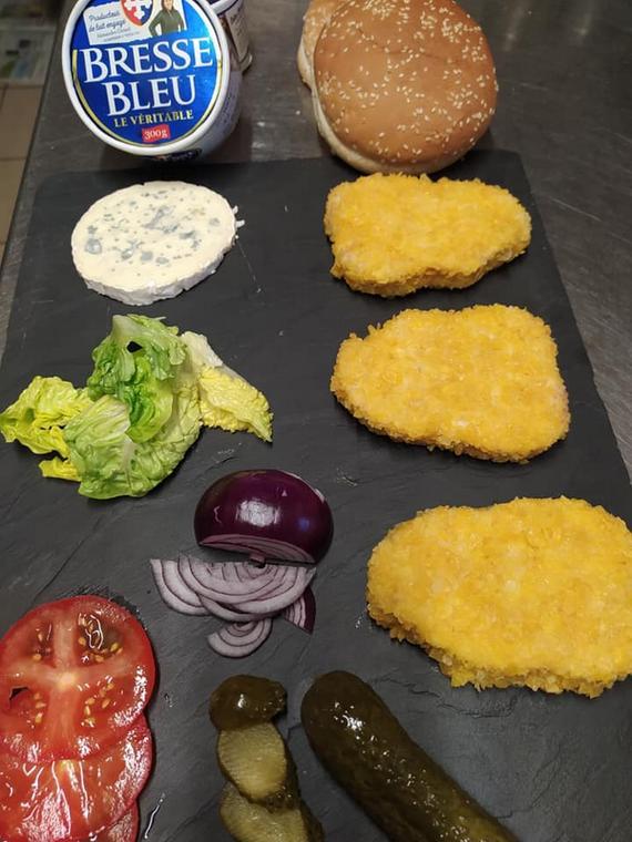 Bresse Burger