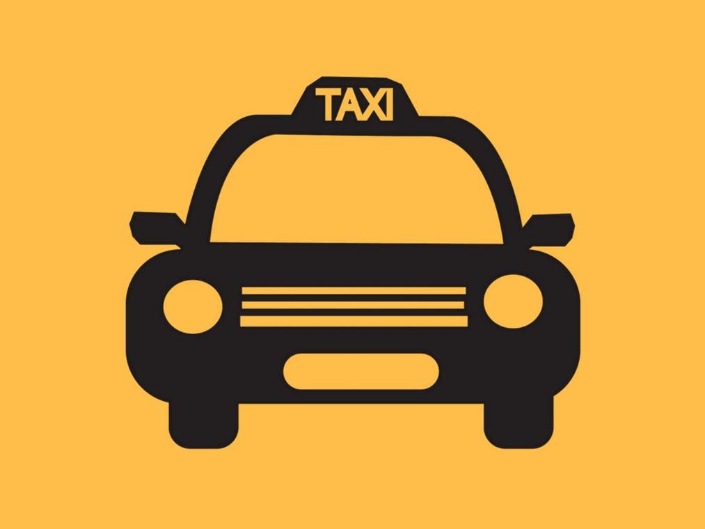 taxi icone