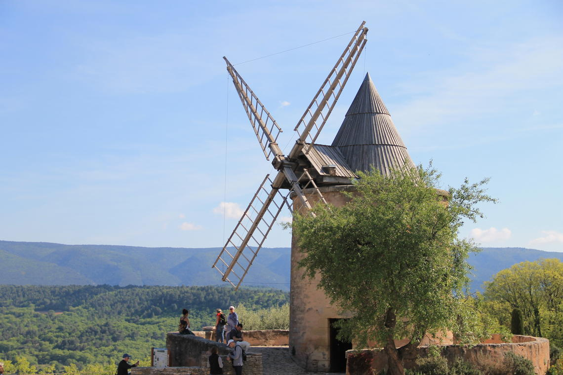 Moulin de Goult