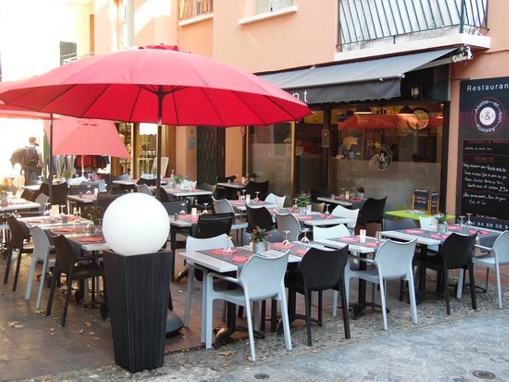 Aliette et son assiette - restaurant - Sanary sur Mer