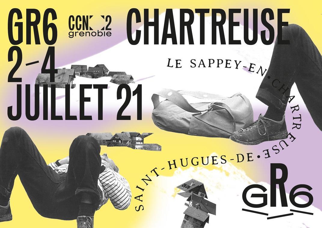 GR6 en Chartreuse