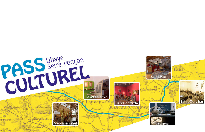 Pass culturel Ubaye - Serre-Ponçon