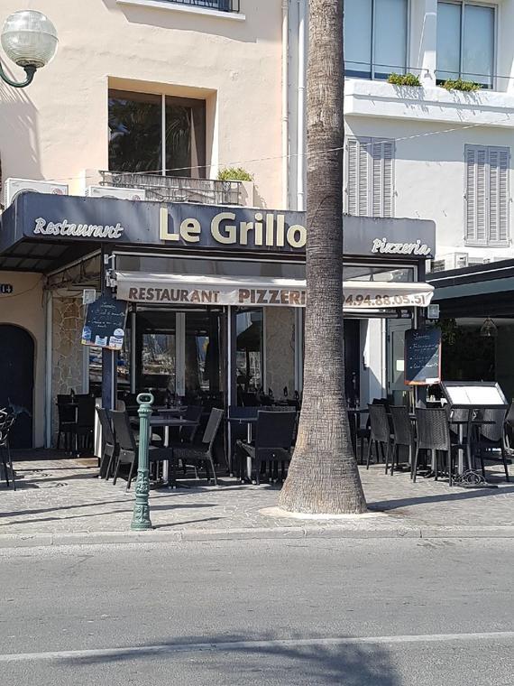 Le grillon - restaurant - Sanary sur Mer
