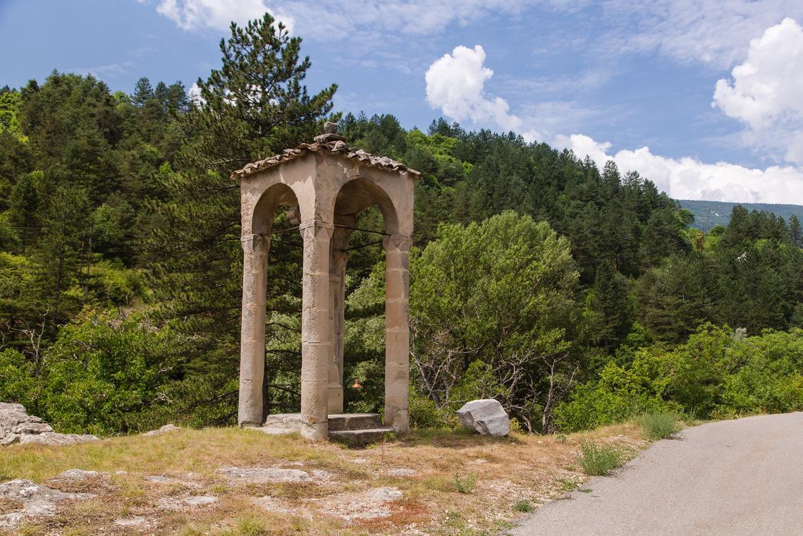 Croix romane