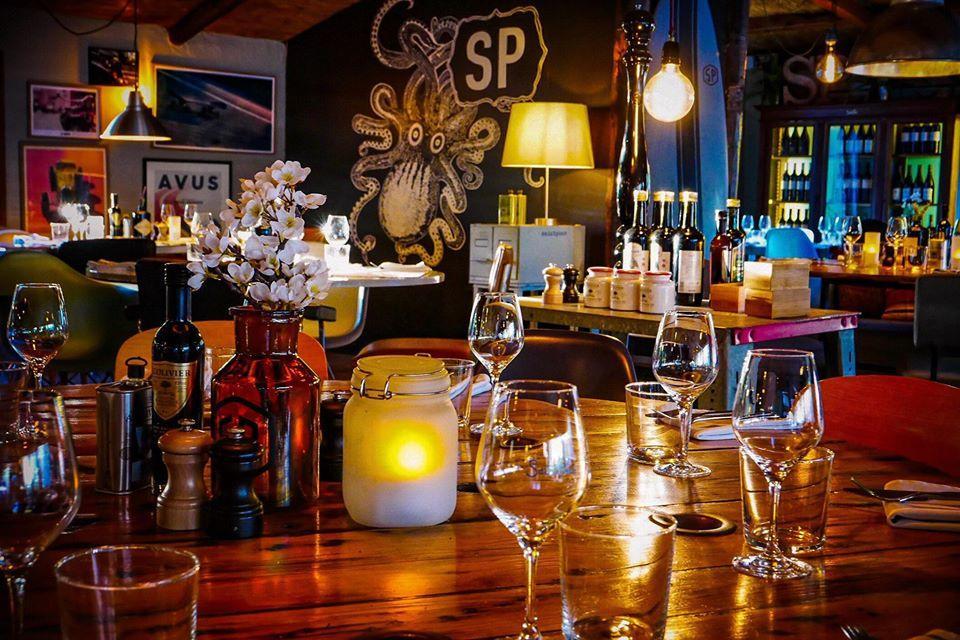 Restaurant Le Saint-Pons - Le Lavandou