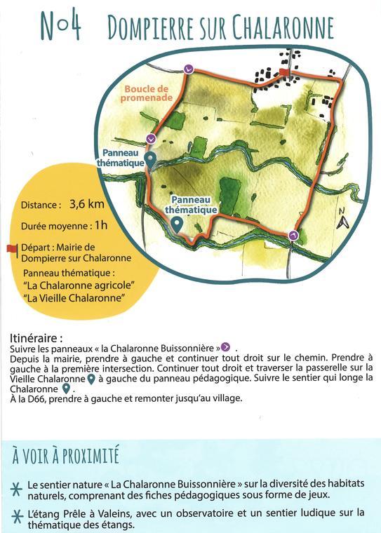 Circuit de Dompierre -sur-Chalaronne